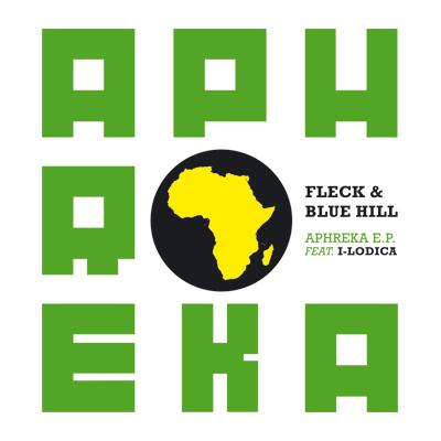 Aphreka EP Cover