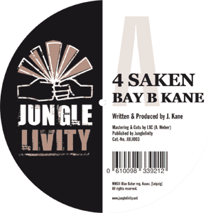 label of Junglelivity 003 A site