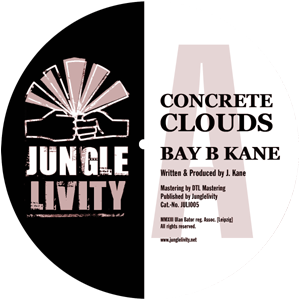 label of Junglelivity 005 A site