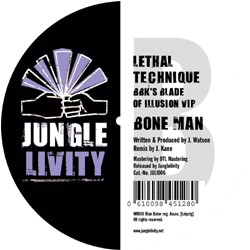 Junglelivity 006 B side