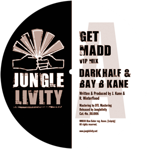 label of Junglelivity 006 A site