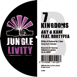 Junglelivity 007 B side