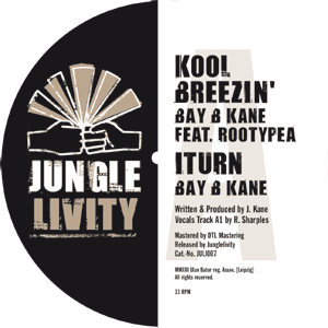 label of Junglelivity 007 A site