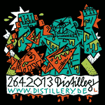 Flyer Clash of the Basstitans 2013 von Matthias Müller