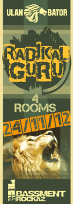 Flyer Radikal Guru